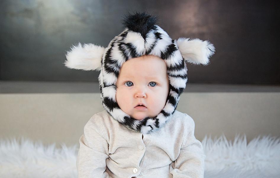Eskimo Kids - Zebra