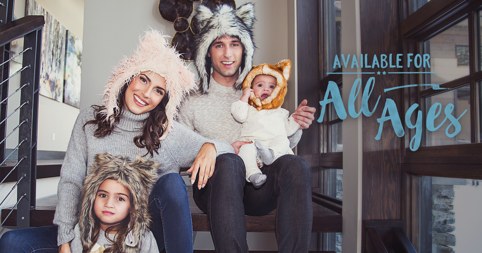 FREE Animal Hats for Kids and.
